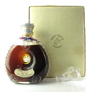 Remy Martin Louis XIII Cognac Circa 1962-1963