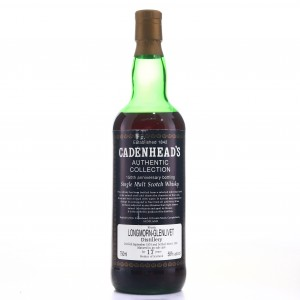 Longmorn 1974 Cadenhead's 17 Year Old / 150th Anniversary
