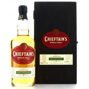 Laphroaig 1999 Chieftain's 9 Year Old