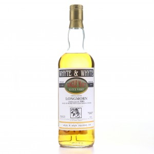 Longmorn 1981 Whyte and Whyte 14 Year Old 75cl / Spirits Library