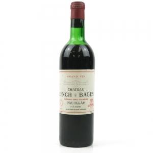 Château Lynch Bages 1967