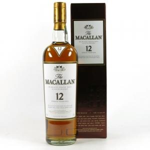 Macallan 12 Year Old / Taiwan Import