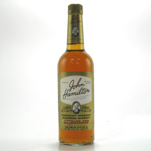 John Hamilton Kentucky Straight Whiskey