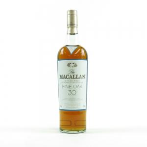 *JUNE - Macallan 30 Year Old Fine Oak