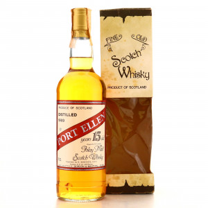 Port Ellen 1969 Sestante 15 Year Old