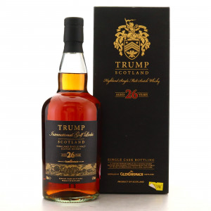 Glendronach 26 Year Old Trump International Golf Links