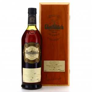 Glenfiddich 1973 Vintage Reserve 33 Year Old #9874