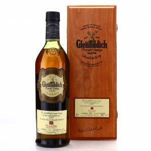Glenfiddich 1977 Private Vintage #22725 / Willow Parks