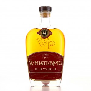 Whistlepig 12 Year Old Old World Straight Rye Madeira Finish
