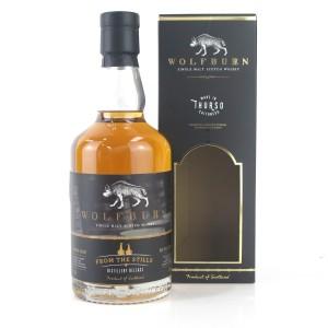 Wolfburn Distillery Release / Spring 2018