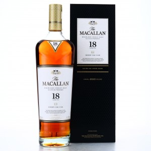 Macallan 18 Year Old 2020 Release