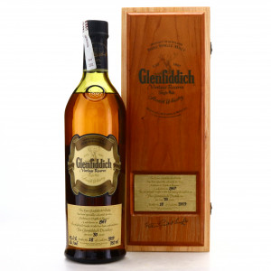 Glenfiddich 1967 Vintage Reserve 30 Year Old #3959 75cl