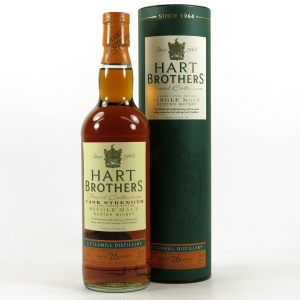 Littlemill 1988 Hart Brothers 26 Year Old First Fill Sherry Butt