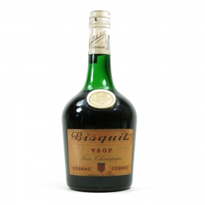 Bisquit VSOP Fine Champagne Cognac 1950s/1960s
