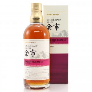 Yoichi Sherry and Sweet 50cl / Distillery Exclusive