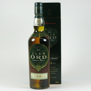 Glen Ord 12 Year Old front