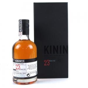 Kininvie 1990 23 Year Old Batch #002