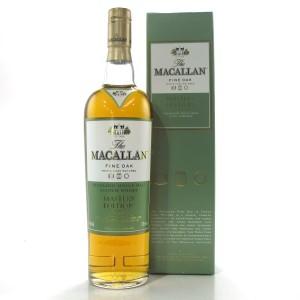 Macallan Fine Oak Masters' Edition