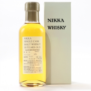 Miyagikyo 10 Year Old Single Cask #106925 18cl / Distillery Exclusive