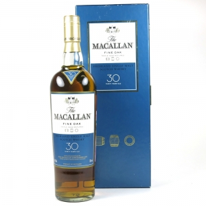 Macallan Fine Oak 30 Year Old