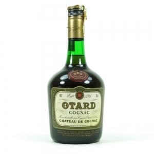 Otard Three Star Special Cognac 1970s