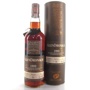 Glendronach 1993 Single Cask 24 Year Old #655 / Green Welly Stop