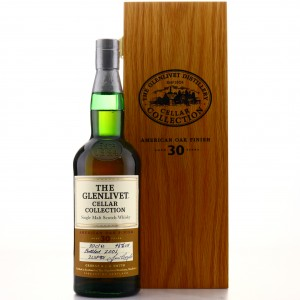 Glenlivet 30 Year Old American Oak Finish