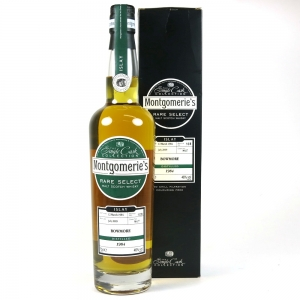 Bowmore 1984 Montgomerie's Select 25 Year Old front