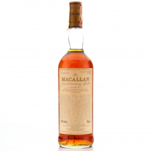 Macallan 1965 Anniversary Malt 25 Year Old / Giovinetti Import
