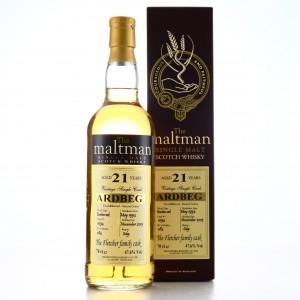 Ardbeg 1994 Maltman 21 Year Old
