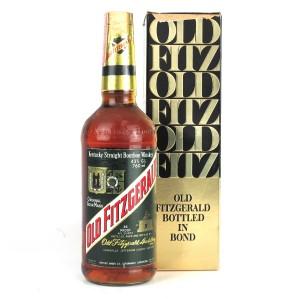 Old Fitzgerald Bottled in Bond Bourbon 1970s