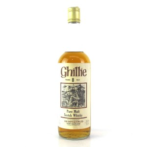Ghillie 8 Year Old Pure Malt 1970s