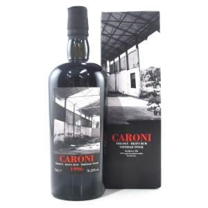 Caroni 1996 Trilogy 20 Year Old Trinidad Stock Heavy Rum / LMDW 60th Anniversary