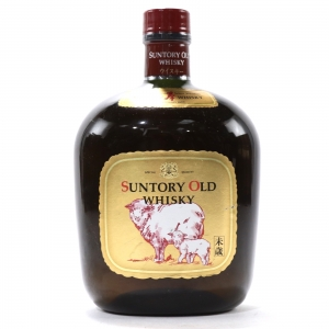 Suntory Old Whisky 75cl / Year of the Sheep