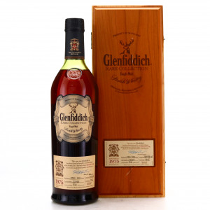 Glenfiddich 1975 Rare Collection 34 Year Old #22000