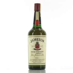 Jameson Irish Whiskey 1970s / Soffiantino Import