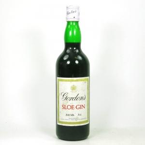 Gordon's Sloe Gin 1980s