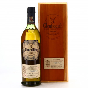 Glenfiddich 1978 Rare Collection 31 Year Old #28152