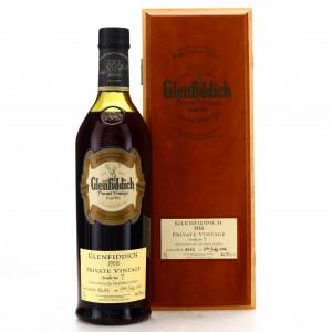 Glenfiddich 1958 Private Vintage #8642