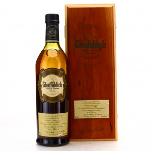 Glenfiddich 1972 Vintage Reserve 32 Year Old #16032