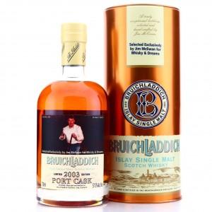 Bruichladdich 2003 Port Cask / Whisky & Dreams