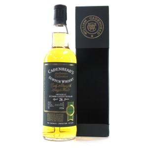 Aultmore 1989 Cadenhead's 26 Year Old