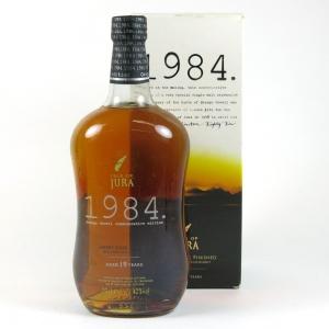 Isle of Jura 1984 (19 Year Old)