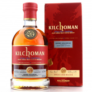 Kilchoman 2012 Unpeated Single Sherry Cask #553 / Berry Brothers & Rudd