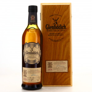 *Glenfiddich 1978 Rare Collection 34 Year Old