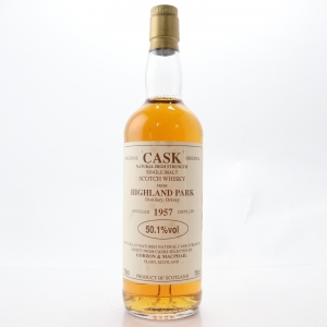 Highland Park 1957 Gordon and MacPhail Cask Strength