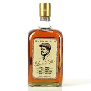 Elmer T. Lee Single Barrel Kentucky Straight Bourbon / 90th Birthday Edition - Signed