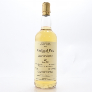 Highland Park 1966 Duthie For Corti 20 Year Old 75cl / US Import