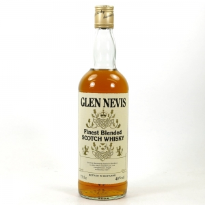 Glen Nevis Blend 1980s