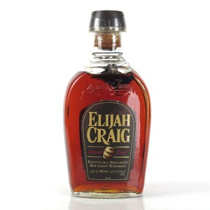 Elijah Craig Barrel Proof Bourbon 2015 Release / Batch #B515
